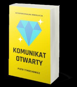Komunikat Otwarty - książka